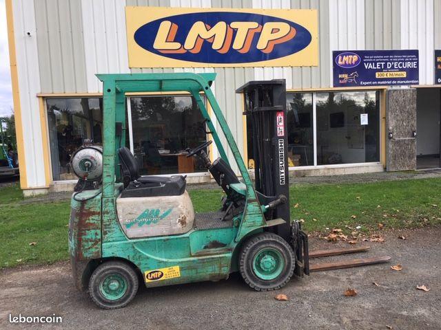 LMTP LOIRE MANUTENTION TP Chariot Elevateur 1.5 Tonnes Occasion 206