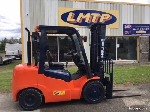 LMTP LOIRE MANUTENTION TP Chariot Elevateur Occasion 3 Tonnes Diesel 207