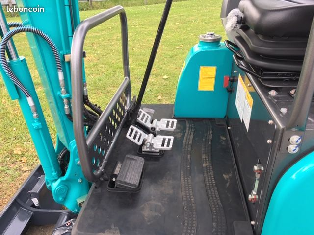 LMTP LOIRE MANUTENTION TP Minipelle 1.8 T Sunward Moteur Yanmar1 210