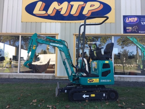 LMTP LOIRE MANUTENTION TP Sunward SWE08UF 327